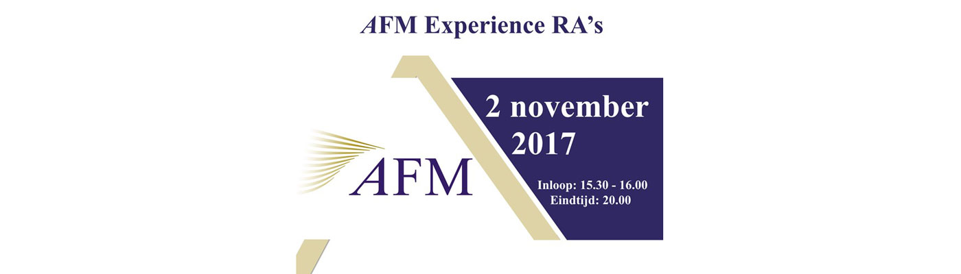 AFM experience registeraccountants